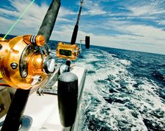 Deep sea fishing is part of living in Alaska.  So miss this way of life!