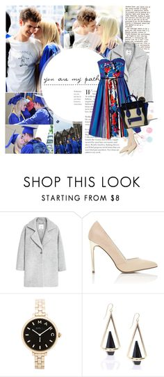 """""""Our time is running out. But now, together, let's follow our path"""" by winfreda ❤ liked on Polyvore featuring MANGO, RED Valentino, Miss Selfridge and Marc by Marc Jacobs"""