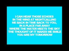 Heard this at work today. Made me cry! [On Screen Lyrics] Carrie Underwood - See You Again - YouTube