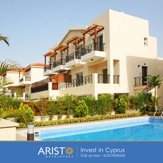 Enjoy life by the Beach among 5 Star Hotels and Yacht Club Check out our Limassol Star Project in #Cyprus and book your unit now through Aristo developers. For more information call us : 01227555526
