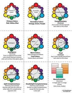 esquemas de color - Buscar con Google