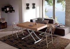 Tavoli trasformabili by Ozzio Italia in vendita presso il nostro store Giussani E' casa di Milano Affori. #arredamento #tavoli