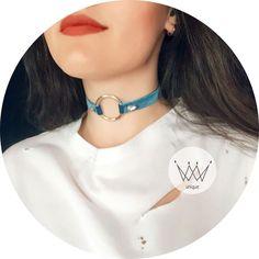 Instagram'da  (@unique.made) Choker Fashion Necklace Handmade El yapımı El işi Kolye Bileklik Halhal Bracelet