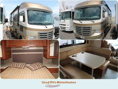 Buy As Good As New 2013 #Thor Motor Coach ACE A.C.E. 29.2 #Class_A_Motorhome through River City Recreation World in Sherwood, AR, USA for $69995 at UsedRvs-MotorHomes.Com