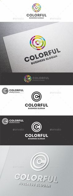 Creative Colorful Circles C Letter Logo - Colorful Logo ( Triangles ( Mosaik )) Template – C Letter – An excellent logo template suitable for technology, music production, app, mobile application, communications, software development businesses, media, design agencies, video developers, marketing, print and photography businesses. Ideal logo for business companies, financial corporations etc. Great logo template suitable for companies whose name starts with the letter C.