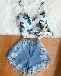 Sport clothes summer fashion for 2019 Teenage Outfits, Teen Fashion Outfits, Mode Outfits, Cute Fashion, Outfits For Teens, Dress Outfits, Girl Outfits, Sport Fashion, Fashion Shorts