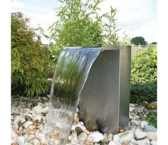 OASE WATERFALL SOLO SET 60 Wasserfall Wasserspiel Kaskade Teich Koi Pool