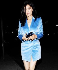 Kylie Jenner makes a convincing case for this dress style.