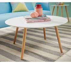 Toto Round Coffee Table