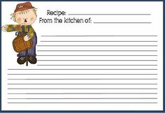 165 best recipe cards images on pinterest recipe binders free