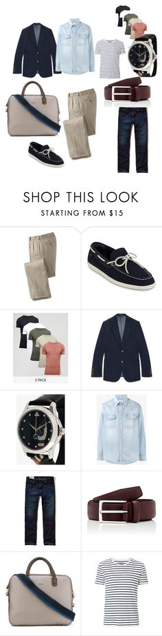 """выходные"" by olga-neyvert on Polyvore featuring G.H. Bass & Co., ASOS, Gucci, Visvim, Hollister Co., Barneys New York, Furla, Witchery, men's fashion и menswear"