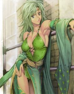 Final Fantasy VI - Adult Rydia