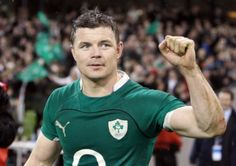 Irish rugby captain and Leinster legend Brian O' Driscoll will be in Kilkenny this weekend. Best Rugby Player, Rugby Players, Duane Vermeulen, Six Nations Rugby, Ireland Rugby, Wales Rugby, Irish Rugby, Australian Football, Rugby League