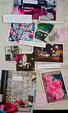 My mood board by PinkPepperTree, via #bywbootcamp