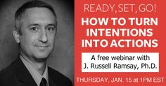 In this FREE ADHD expert webinar, Dr. Russell Ramsay will explain why ADHD adults have trouble completing tasks...and what we can do about it! Claim your free spot here!