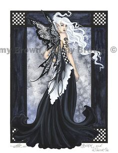 Fairy Art Artist Amy Brown: The Official Online Gallery. Fantasy Art, Faery Art, Dragons, and Magical Things Await. Amy Brown Fairies, Elves And Fairies, Dark Fairies, Elfen Fantasy, Fantasy Art, Dark Fantasy, Unicorns And Mermaids, Fairy Pictures, Gothic Fairy