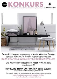 Marta Wiecław Design: KONKURS!!