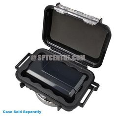 Place this unit in a weatherized pelican case to attach it to the exterior of a vehicle.