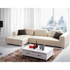 Leather Sofa Sets for Living Room