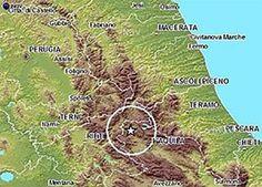 Cinquew News: Terremoto in Abruzzo e Lazio 20 febbraio 2017, sco...
