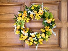 Summer wreath for sale!