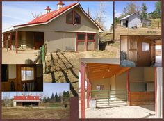 horse barn ideas | Barn and Arena Designs by Lynn Long Planning and Design LLC