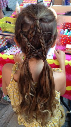 star braid