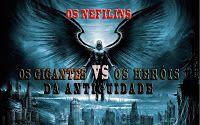 Assunto Super Interessante: O Mistério dos Nefilins. Os Gigantes da Antiguidad...