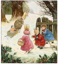 Фоксвуд Сказки Иллюстрации - FoxwoodTales