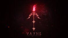 Vayne League Of Legends Wallpapers HD 1920x1080