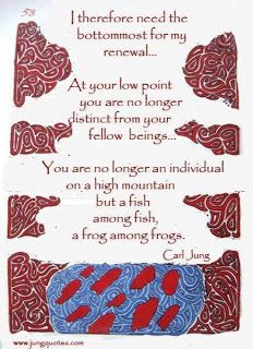 Carl Jung Depth Psychology: A frog among frogs...
