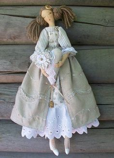 Love the face on this doll