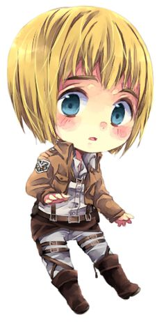Commission: Armin Arlert by nemuroudelux.deviantart.com on @deviantART