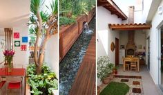Have a small and narrow space in your outdoors and you want to use it? Well you are just on the right place to be. Small outdoor spaces are most often left