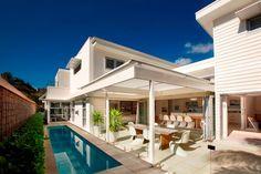 Manly beach house - contemporary - patio - sydney - Sanctum Design