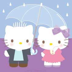 "18k Likes, 105 Comments - Hello Kitty (@hellokitty) on Instagram: ""Oh my! Is it raining in your neighborhood today? Good thing it's #UmbrellaDay!"""