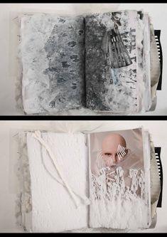 creative fashion sketchbook
