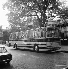 Kemp Kent AEC Sabre ECW London coach bus negative | eBay