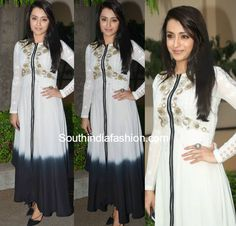 Trisha Krishnan in Kavitha Bhartia
