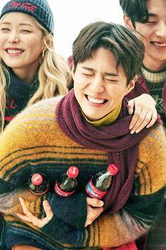 others – star media :: Park Bo Gum :: / page 6 Park Go Bum, Bo Gum, Kdrama Actors, Coca Cola, Korean Actors, Stars, Kpop, Entertainment, Inspire