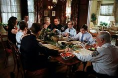 Sunday dinner - Blue Bloods