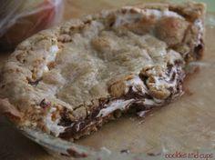camp treat, yummi idea, bake, nom food, pies