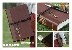 Hand-made Notebook