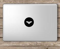 Wonder Woman - Apple Macbook Laptop Vinyl Sticker Decal