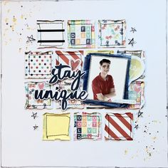 Hip Kit Club, Lay Outs, Challenges, Scrapbook, Scrapbooking, Guest Books, Scrapbooks