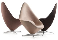 Plateau Lounge Chair – Red Dot Product Design Award 2011