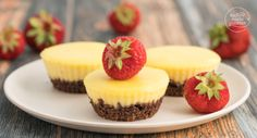 NY Cheesecake Muffins Rezept