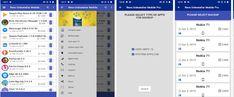 Revo Uninstaller Mobile Pro v2.1.210 Cracked APK Splash Screen, Bar Chart, Android, Initial Canvas