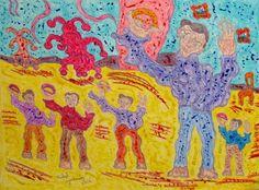 Michael Wysochansky : Henry Boxer Gallery - Outsider Artist