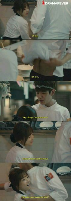 Oh my ghostess... Such a pervert she was..